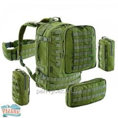 Backpack of Defcon 5 Extreme Fast Release Full