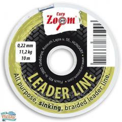 CZ Leader Line (olive), sinking, 0,14, 5,4kg, 10 m