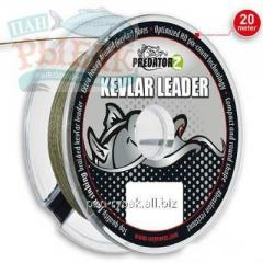 Predator-Z Kevlar Leader, 0,24mm, 15,0kg, 20m