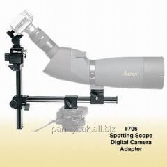Alpen accessories Fastening a camera - a telescope