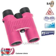 Alpen Pink 10x42 field-glass