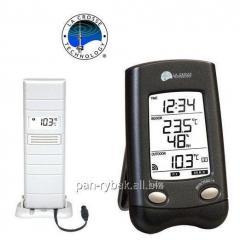 La Crosse WS9024IT-MG-BLI thermometer hygrometer