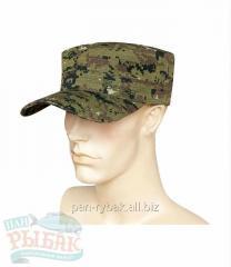 Battalion commander cap of Digital Woodland,