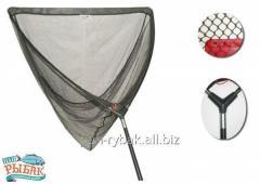 Podsak Fiberglass Carp Net With Handle