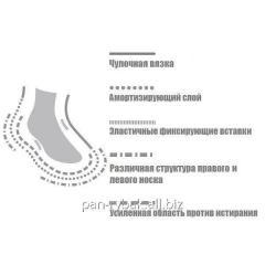 GM Sport Running L+R Merino 00/M socks