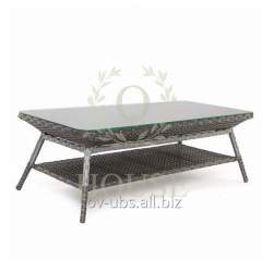Tennessi rattan table