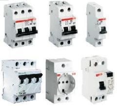 Автоматические выключатели, автоматы, модульные