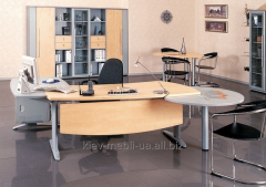 Furniture set for a workplace