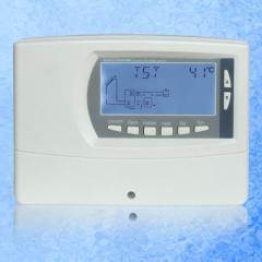 Контроллер для двухконтурной гелиосистемы SR728