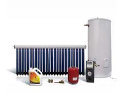 Гелиосистема SFCY-01-200-20 (система для ГВС + отопление)