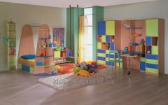 Furniture in a nursery, Ukraine