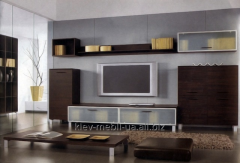 Smart furniture in a drawing room