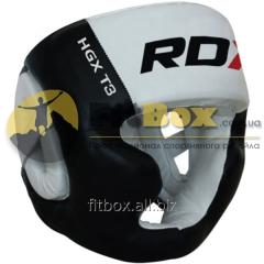 Боксерский шлем с защитой подбородка RDX WB, art: