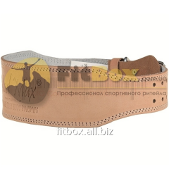 Атлетический пояс Mad Max Belt Full leather, art: MFB-246