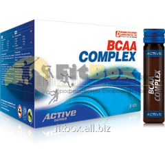 Аминокислотный комплекс Dynamic Active Series: BCAA Complex, art: DAS-BC