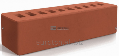 Front brick red VF-16 (250H65h65) whetstone
