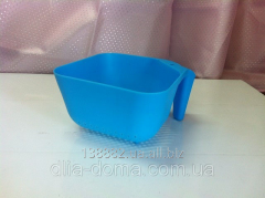 Colander plastic with the handle 103165