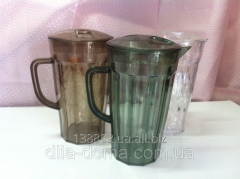 Jug of plastic 1,6 l 109407