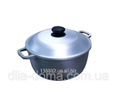Pan with a reinforced bottom of 4 l 110968