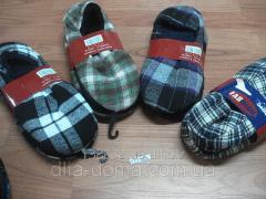 Room slippers - socks man's 111145