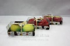 Candle fruit 111320