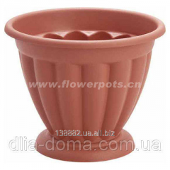 Pot rib for colors in the stand, diameter 35 cm,
