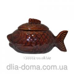 Икорница Золотая рыбка 250 мл 50125