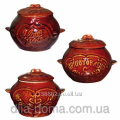 Pot for roasting of 0,55 l 50225