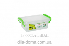 The container with handles 0,55 liters 113427