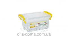 The container with handles 0,85 liters 113428
