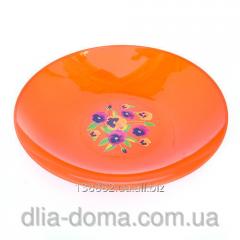 Dish round 112591