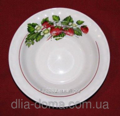 Plate for first courses 112577