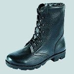 Boots with high berets the Delta
