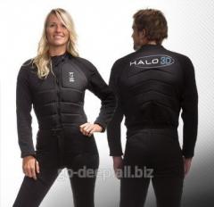 Утеплитель под сухой костюм Halo 3D от 4 Element