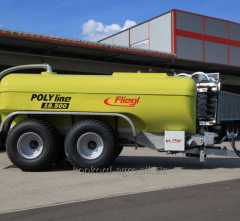 The tank performed by from PolyLine fiber glass