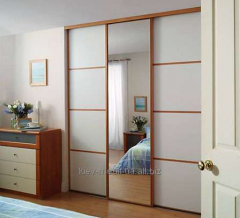 Intra room partitions to the house