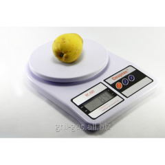 Scales kitchen electronic SF-400