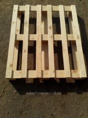 Wooden pallet 1000h1200