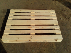 Поддон деревянный 900х1200