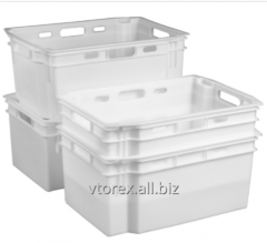 Boxes plastic