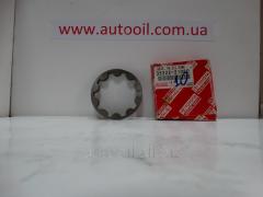 Oil pump gear wheel