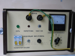 Generator of sound frequency GZCh-2500