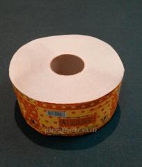 Туалетная бамага Джамба серая.
