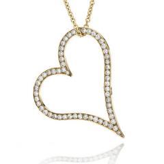 Колье золотое с бриллиантами Natasha, Артикул: