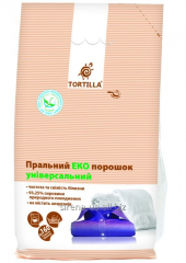 Laundry detergent Tortilla of Eko of universal 8