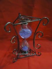 Hourglasses metal