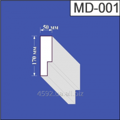 Molding of MD 001 50x170