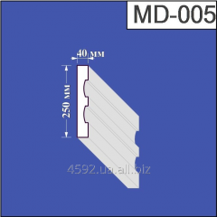 Molding of MD 005 40x250