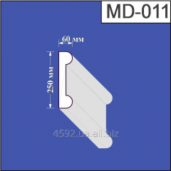 Molding of MD 011 60x250