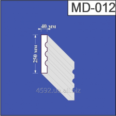 Molding of MD 012 40x250